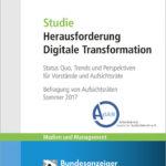 Cover Studie Herausforderung Digital Transformation